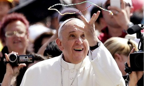 Admit it -- Pope Francis is kind of awesome -- CathNews NZ ...