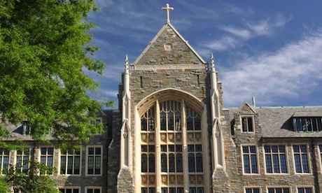 Author seeks to exorcise Georgetown University-CathNews NZ ...